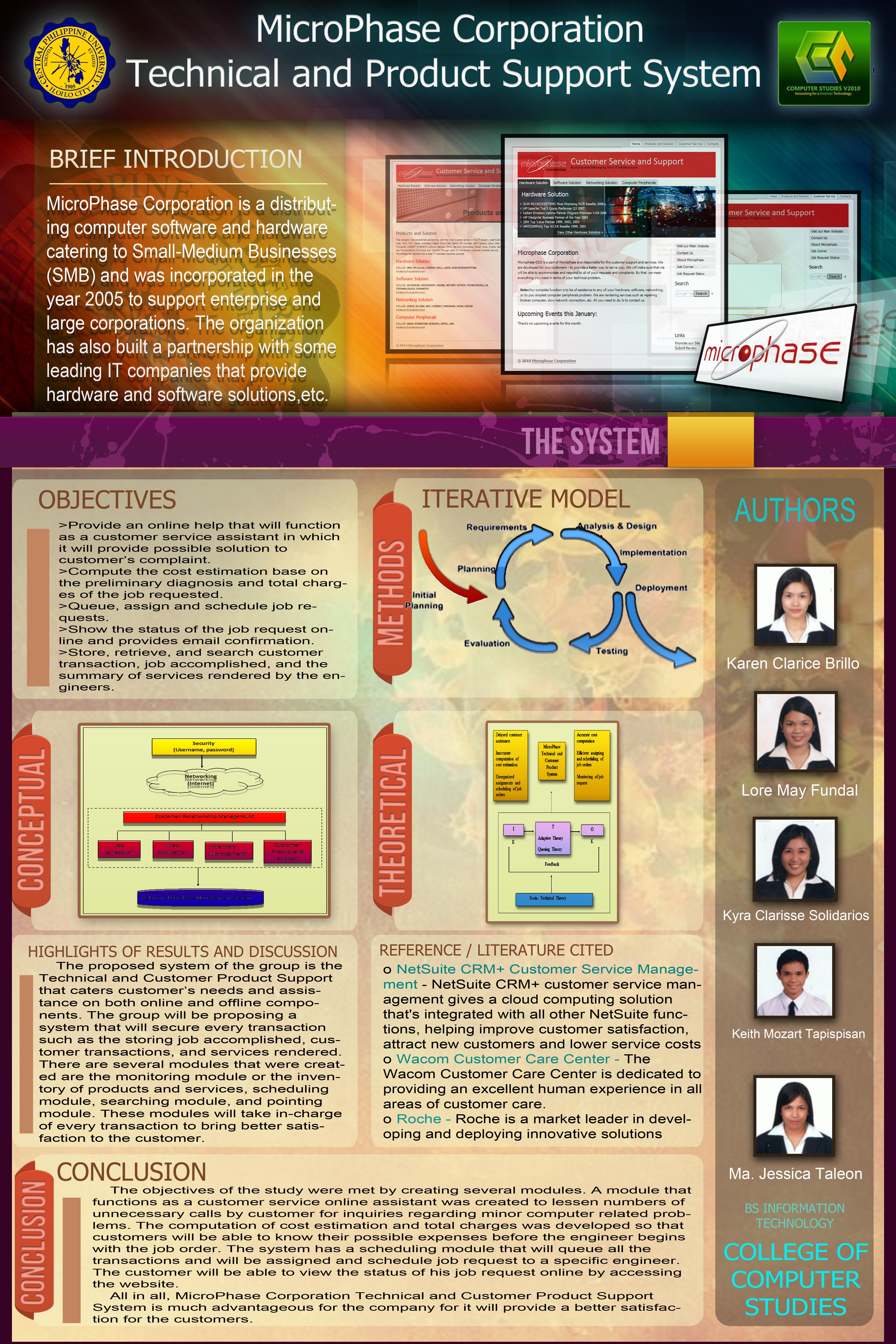 thesis tarpaulin layout